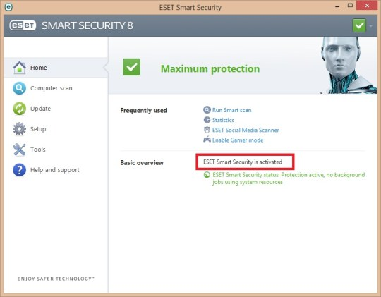 ESET Smart Security 8 crack download torrent