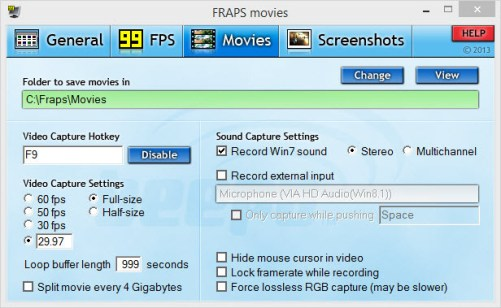 Fraps patch download