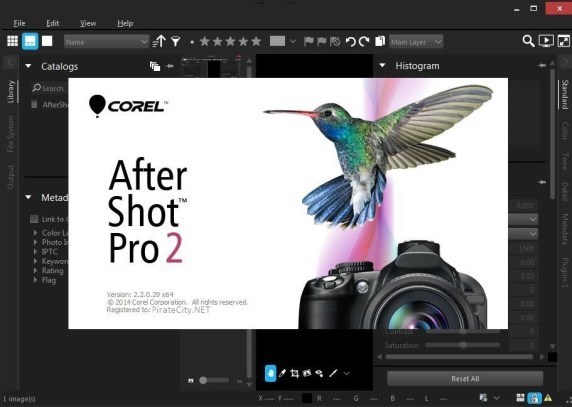 Corel AfterShot PRO 2 license code