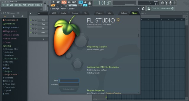 FL Studio 12 torrent