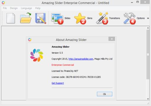 Amazing Slider Commercial & enterprise edition Keygenerator