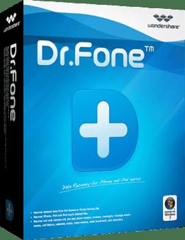 Wondershare Dr.Fone For iOS Keymaker