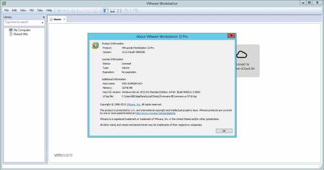 VMware Workstation PRO crack for windows & linux