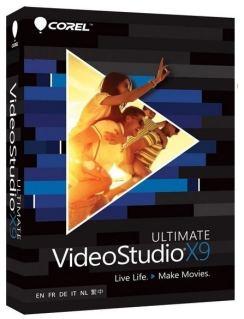 Corel VideoStudio Ultimate X9 torrent download