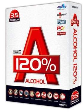Alcohol 120% crack download