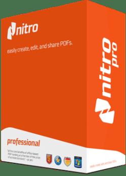 Nitro Pro Enterprise 11 license code
