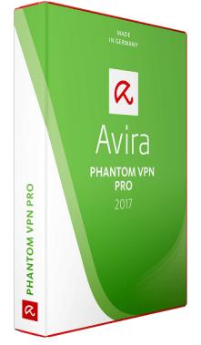 Avira Phantom VPN serial key