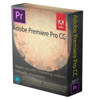 Adobe Premiere Pro CC 2017 crack
