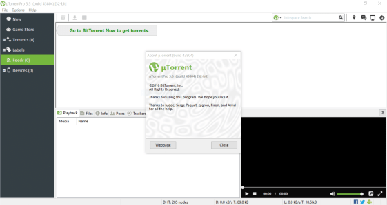 download uTorrent Portable pre - activated