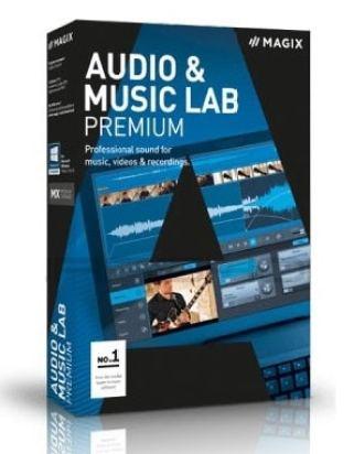 MAGIX Audio & Music Lab Premium Crack