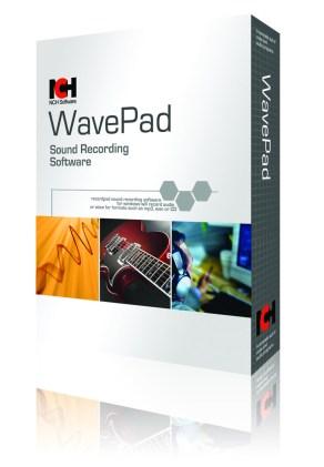 NCH WavePad crack download torrent