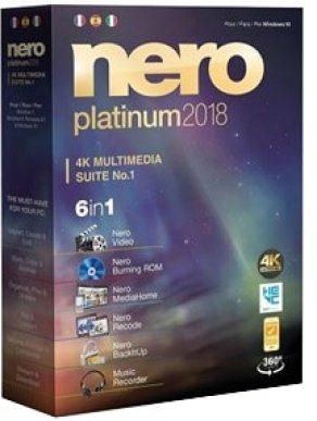Nero Platinum 2018 Suite Crack torrent download