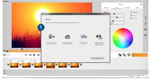 MAGIX Video Easy 6.0.2 torrent download