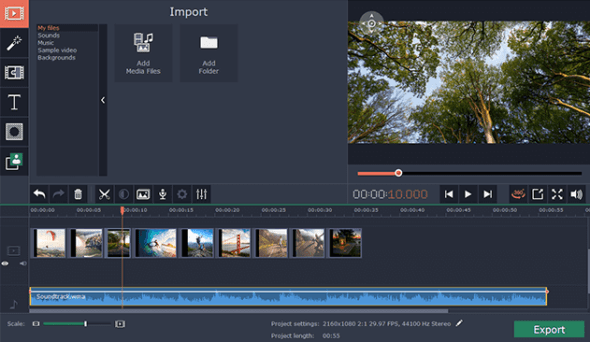 Movavi 360 Video Editor 1.0.0 Crack