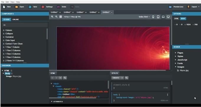 DownloadBootstrap Studio 4.1.2 crack