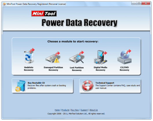 MiniTool Power Data Recovery licence code