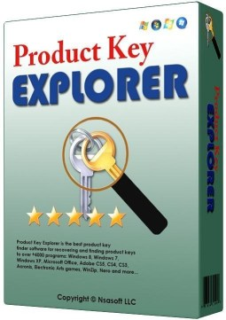 Nsasoft Product Key Explorer download torrent