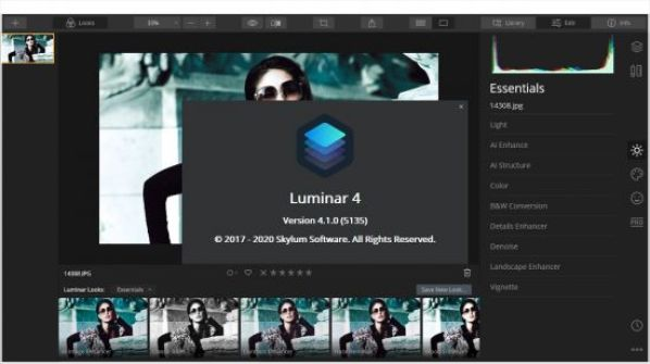 Luminar crack free download