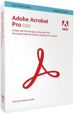 Download Acrobat PRO DC 2020 crack