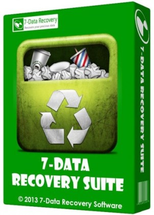 7 Data Recovery Suite Enterprise Serial Key