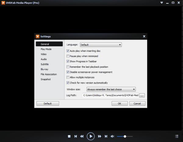 DVDFab Media Player Pro serial number