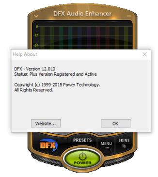 DFX Audio Enhancer licensed edition torrent download