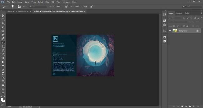 Adobe Photoshop CC 2017 torrent download