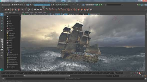 Autodesk Maya 2018 crack download torrent