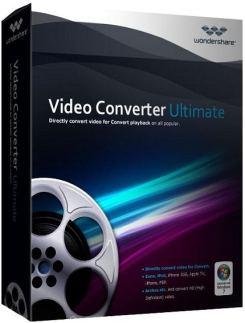 Wondershare Video Converter Ultimate crack torrent
