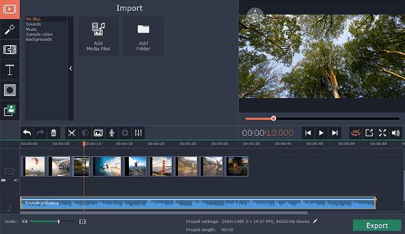 Movavi 360 Video Editor 1.0.0 Crack