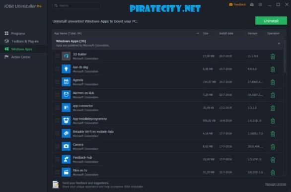 IObit Uninstaller Pro license code