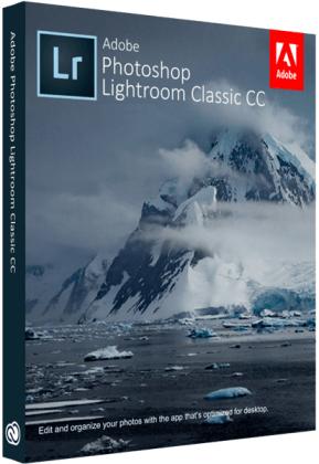 Photoshop Lightroom Classic CC 2020 full crack torrent download