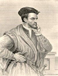 Jacques Cartier Jacques Cartier was born in Saint Malo  France  on Dec  31  1491  Very  little is known of his early life  On the first of his voyages to North  America he