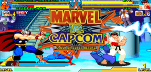 Marvel vs. Capcom: Clash Of The Super Heroes