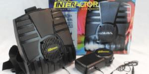 Aura Interactor - Strange Retro Game Accessories
