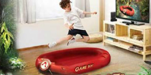 Kinect Game Boat