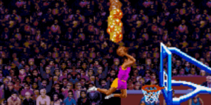 On Fire Code NBA JAM