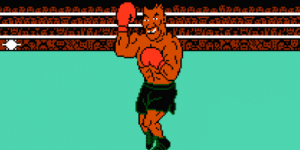 Fight Tyson Right Away in Punch-Out!