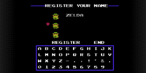 ZELDA - Cheat Code