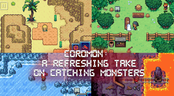 Coromon - Indie Game