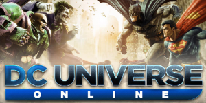 DC Universe Online - Modern Superhero Games