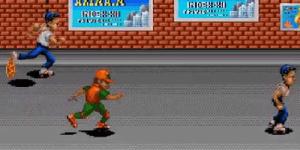 DJ Boy - Sega Genesis Beat 'Em Up Games