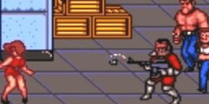 Double Dragon 2 - Sega Genesis Beat 'Em Up Games