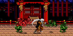 Mystical Fighter - Sega Genesis Beat 'Em Up Games