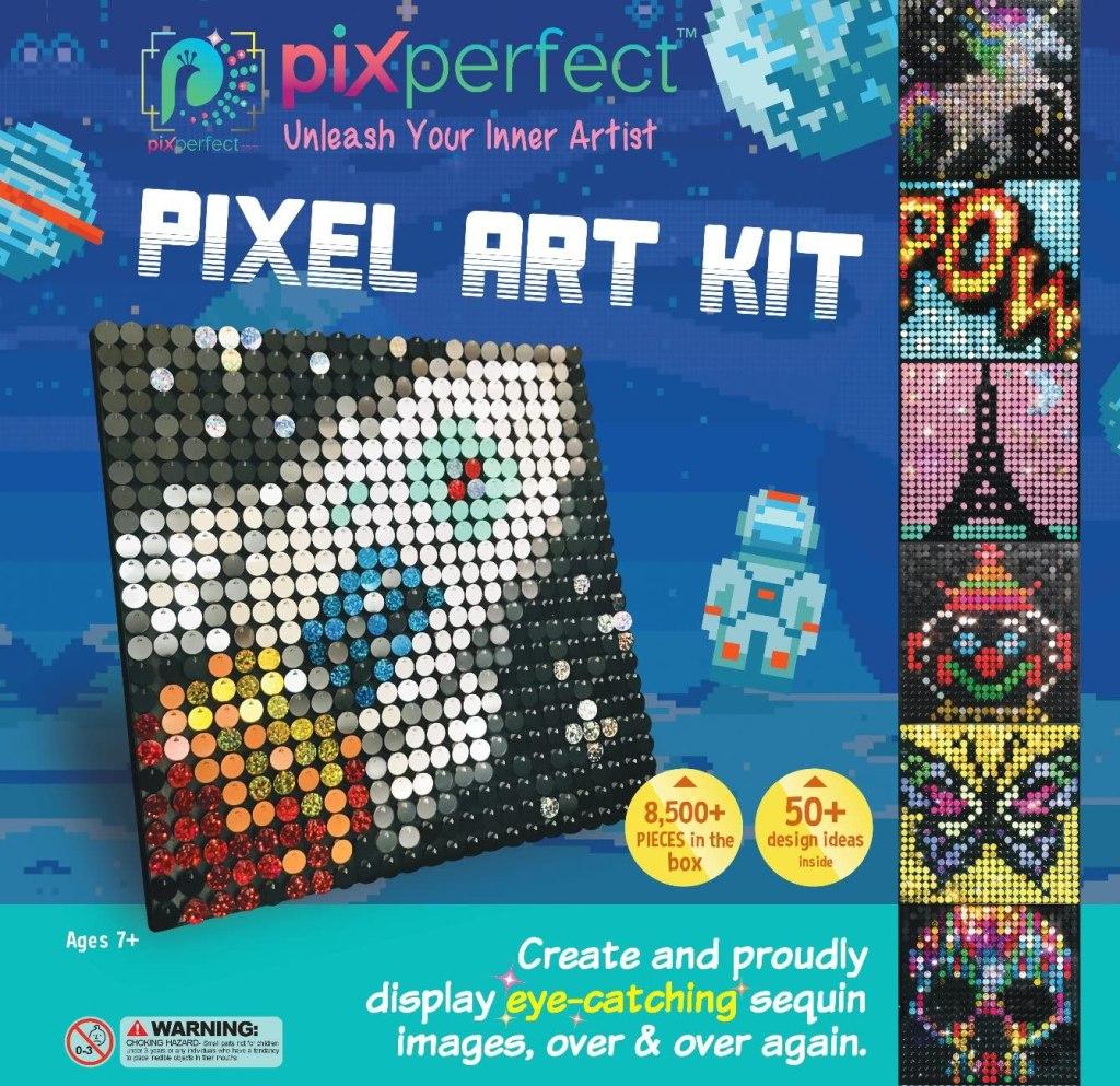 Pix Perfect Pixel Art Kit