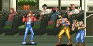 Rival Turf! - Super Nintendo Beat Em' up