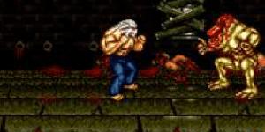 SplatterHouse 3 - Sega Genesis Beat 'Em Up Games