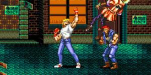 Streets of Rage - Sega Genesis Beat 'Em Up Games
