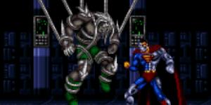 The Death and Return of Superman - Super Nintendo Beat Em' up
