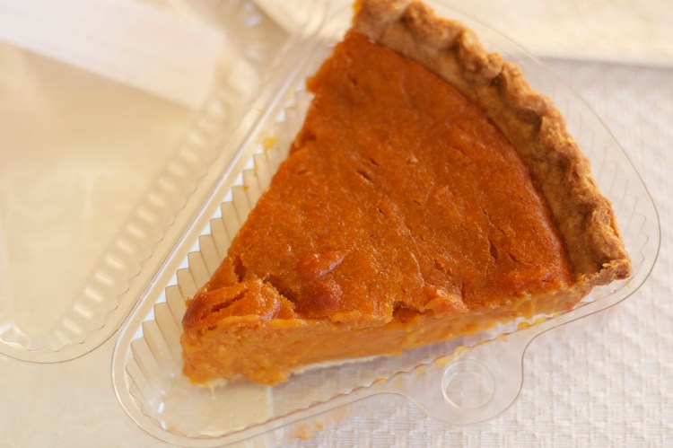 Jimmy Jamm's Sweet Potato Slice